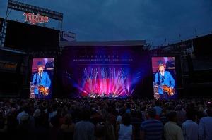 Paul McCartney in Minneapolis