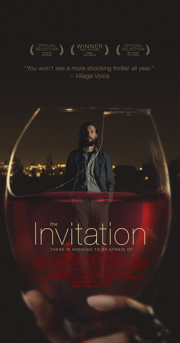 Movie Review – The Invitation | Axl's Catch Groove